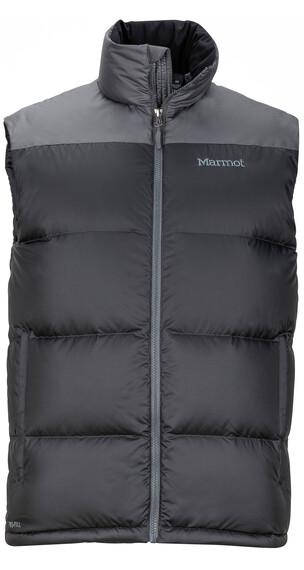 Marmot M's Guides Down Vest Slate Grey/Cinder